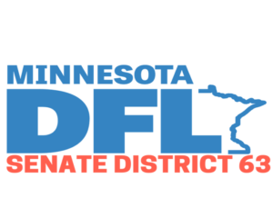 Logo of Minnesota DFL Senate District 63