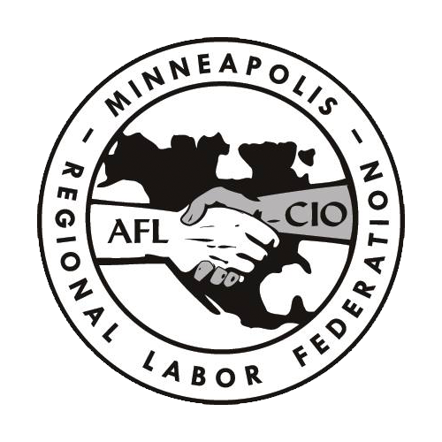 Minneapolis Regional Labor Federation (AFL-CIO) logo